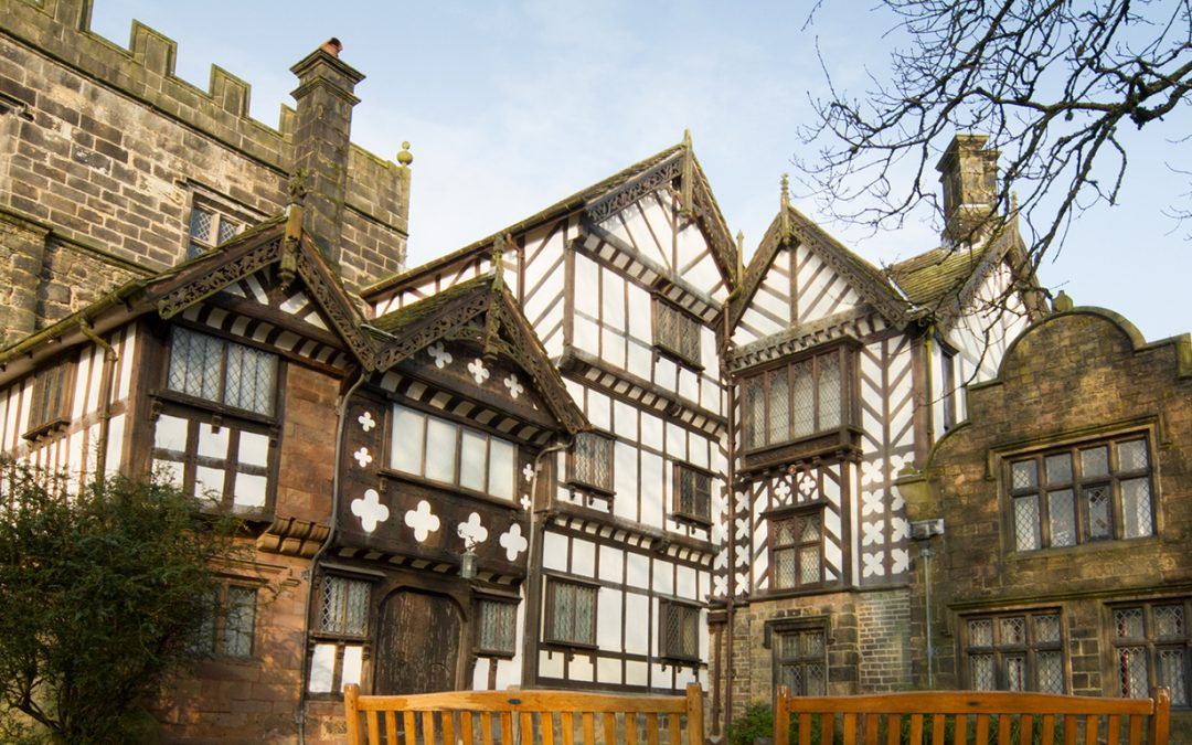 Guided Tours at Turton Tower