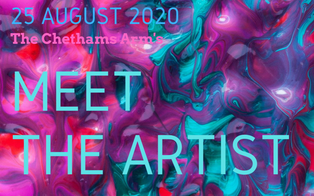 Meet the Artist at the Chetham Arms
